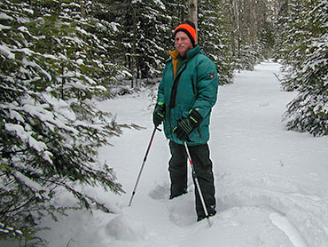 Episode 1602 Snowshoeing the Big Snow