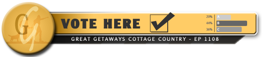 Vote Here - Cottage Country 1108